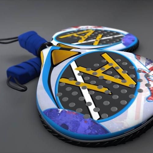 Paddle designs