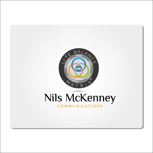 Niels McKenney - logo design